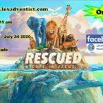 Virtual VBS: July 20 - 24 // 6:00 pm - 7:15 pm