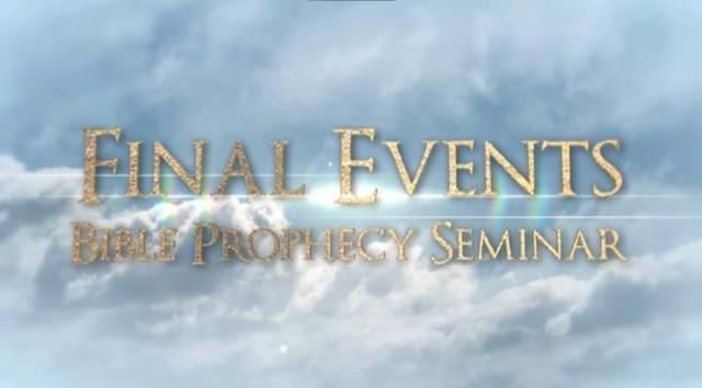 Final Events Seminar